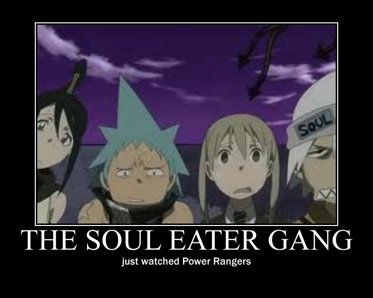 Soul Eater Demovational Poster By Syd112012