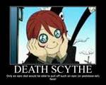death scythe demovational poster