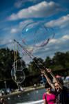 Soap bubble 5 by kamarte