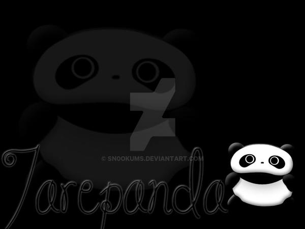 Tare Panda Desktop Wallpaper