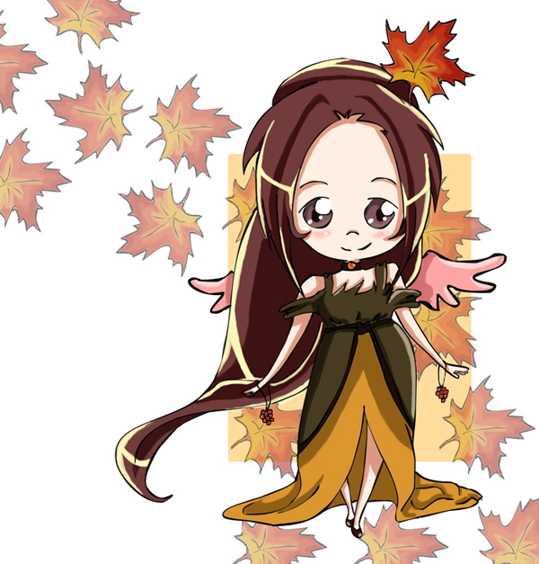 ::.. Autumn..:: by milena-gorska