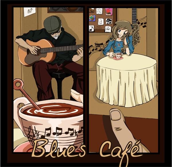 ::..Blues Cafe..:: by milena-gorska