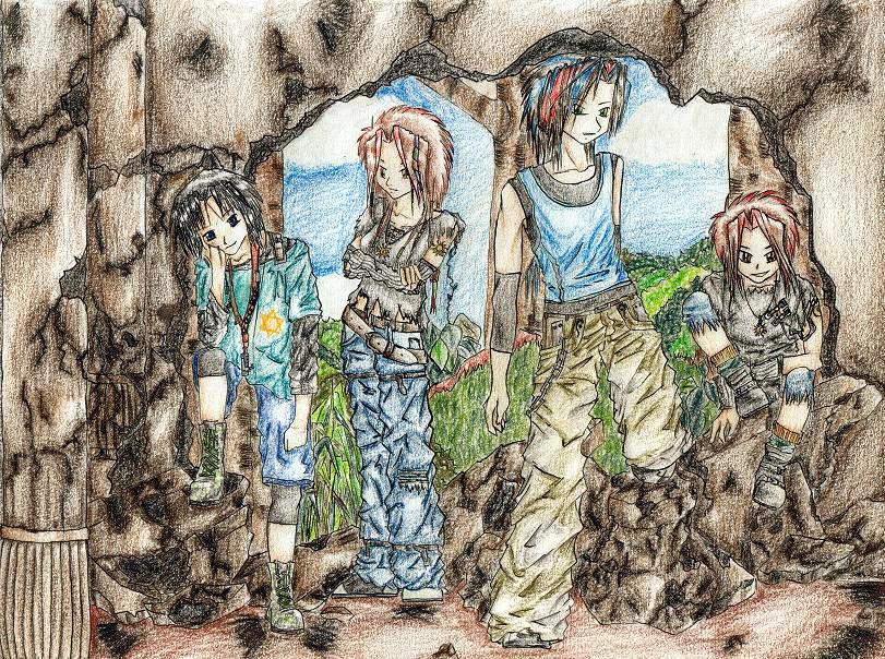 ::..Quartet..:: by milena-gorska