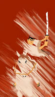 Samurai Jack by superstarmario17