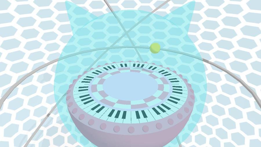 Cat Sphere Stage DL by G123u
