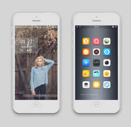 iPhone5-2014-4-9 by Beautify-GS