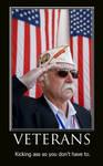 Veterans Day Motivational Post