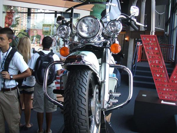 Memorial Harley XI by Yetisarge