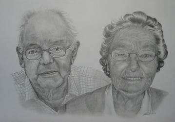 grandparents by Rebeltje