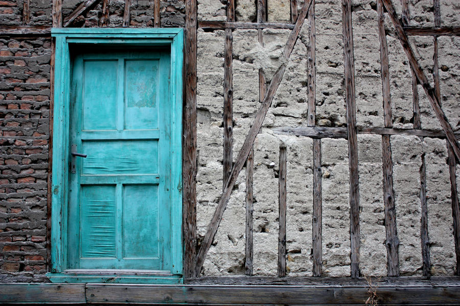 The turquoise door by balaunal ... & The turquoise door by balaunal on DeviantArt