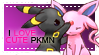 Stamp love cute Pokemon by NocturnDream