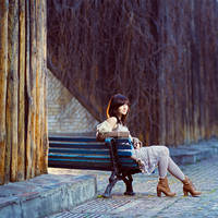 bench by mrakor