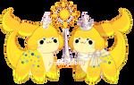 [CLOSED] Oofoo Raffle - Solar Pearl Mermaid