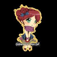 Request: Audrey by SabriSugar-chan