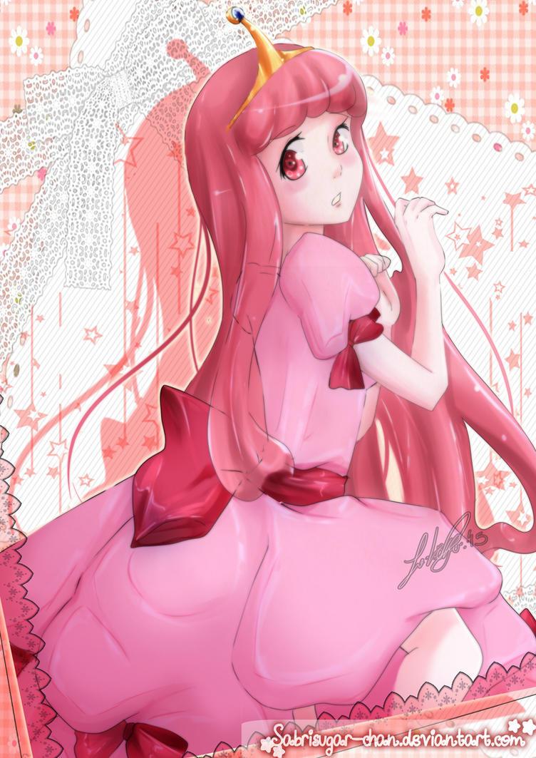 Princess Bubblegum 02 by SabriSugar-chan