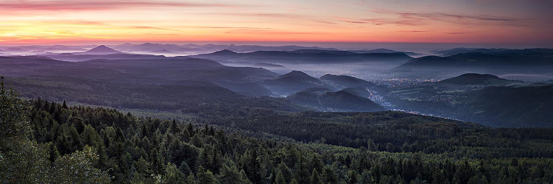 Misty morning by jViks