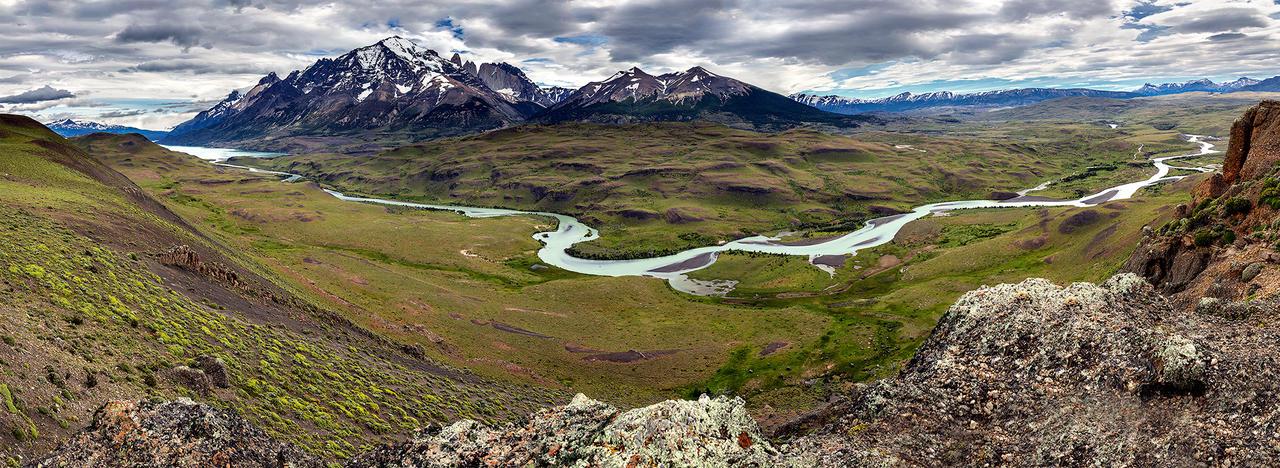 Rio Paine by jViks