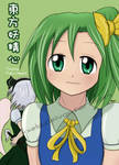 C77 Touhou Fairy Heart
