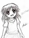 Allison Sketch