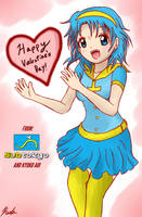 Happey Valentines by Kxela