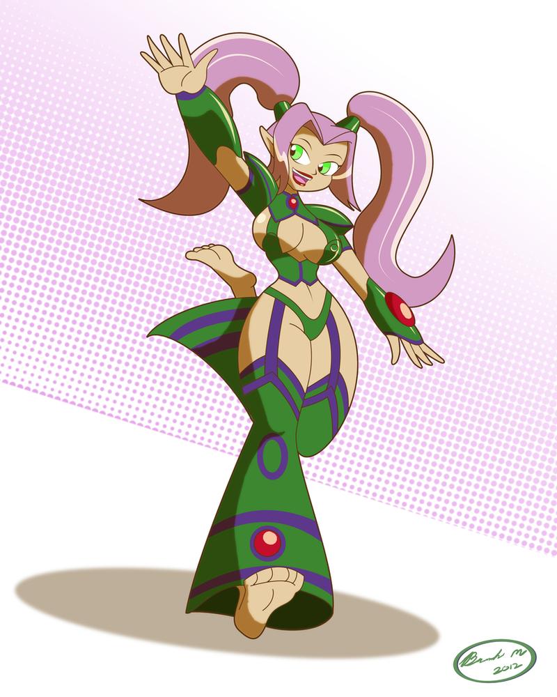 Princess Loonia by gamepal