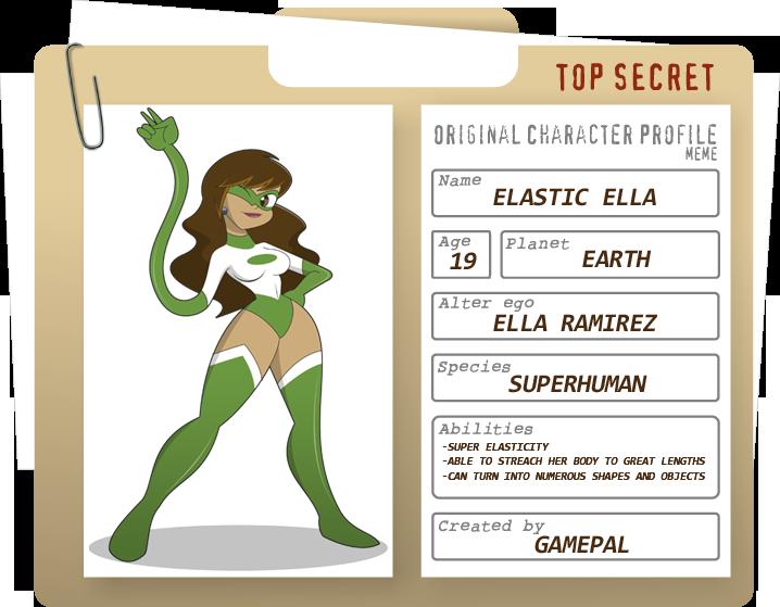 Ella - Profile by gamepal