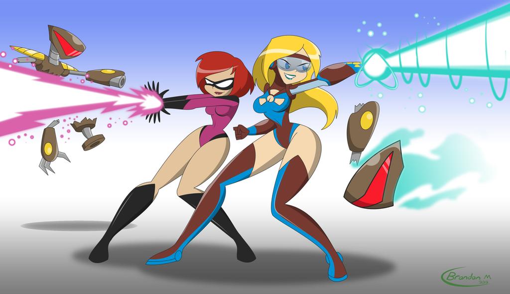 Energy Blast by gamepal