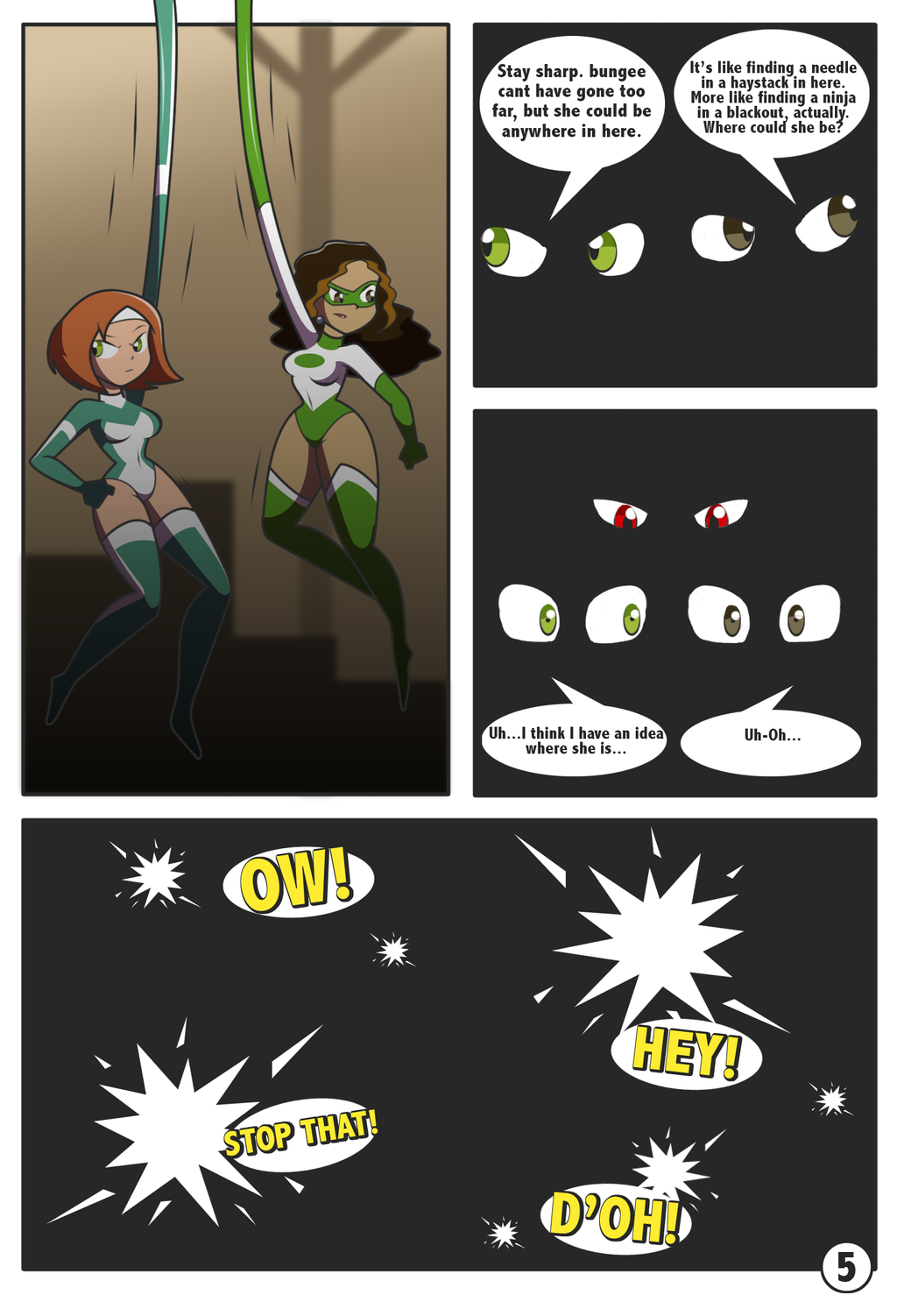 Bungee Chase: Page 5 by gamepal