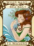 Wood Sage and Sea Salt
