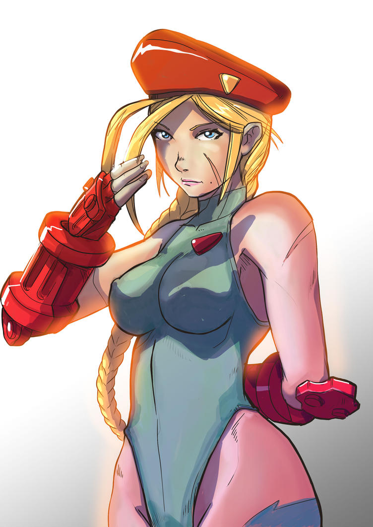 Another Cammy by UnknownTico