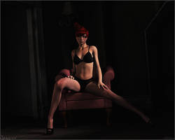 Chair / Jessica by Sedorrr