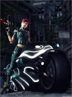 Cyberpunk! by Sedorrr