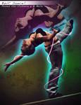 Daz3d Bwc Dance Poses G2f Victoria 6 Belle Popup 6 by Sedorrr