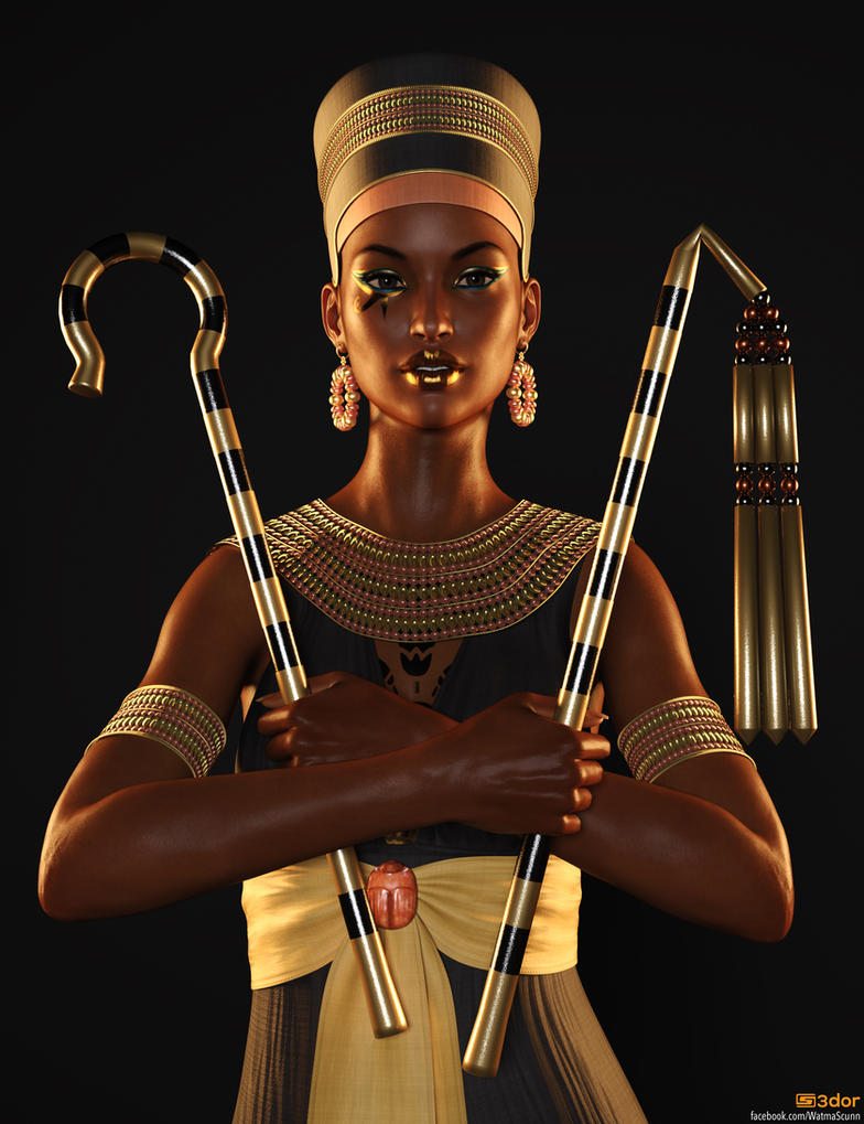 Egypt by Sedorrr