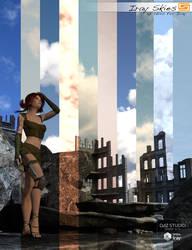 Iray Skies by Sedorrr