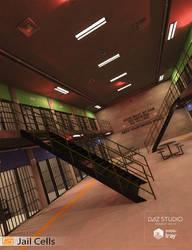 Jail Cells by Sedorrr