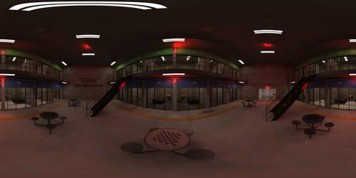 Jail Cells Promo 360 by Sedorrr