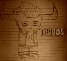 TAVROS NITRAM 8DD by Darkoala23ucalyptus