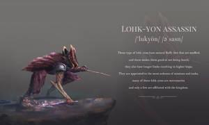 Lohk-yon Assassin