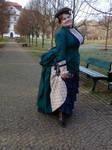 Victorian lady - 1880s
