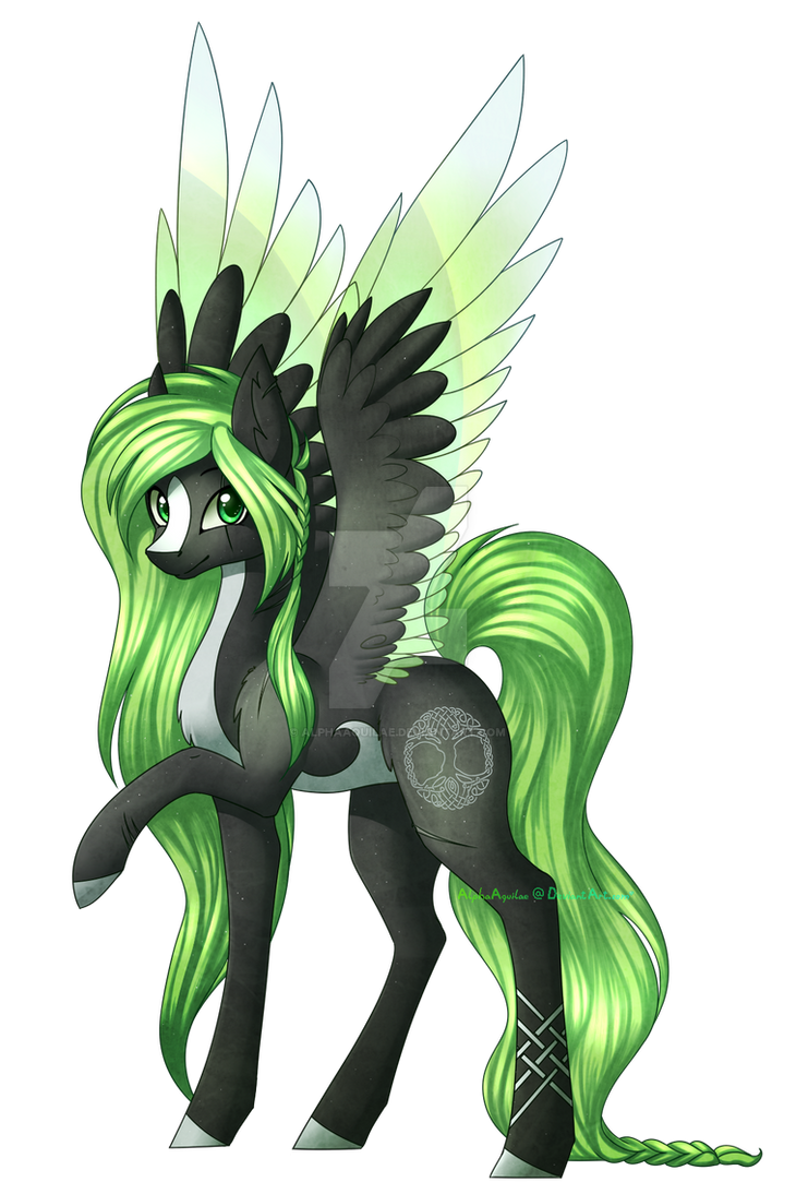 Crystal!Omnia by AlphaAquilae