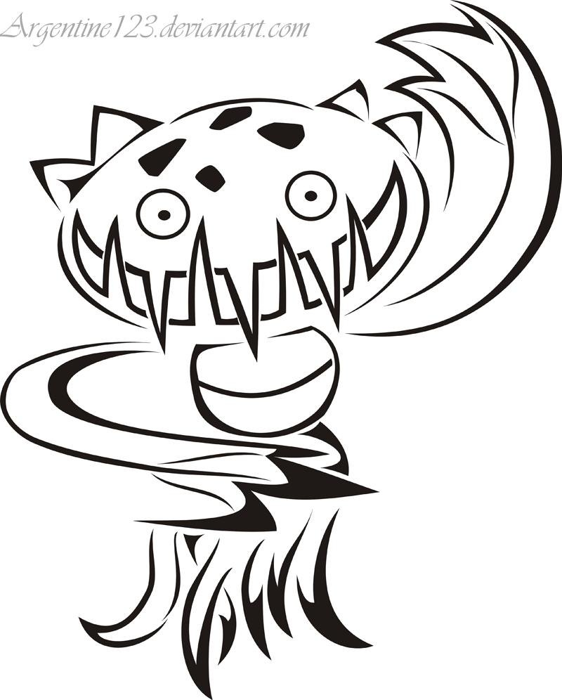 http://fc03.deviantart.net/fs70/f/2010/232/d/e/Tribal_Carnivine_Tattoo_by_Argentine123.jpg