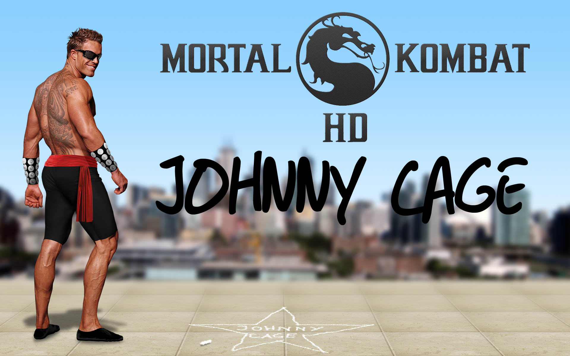 Johnny Cage By Molim On DeviantArt