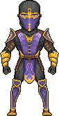 Rain MK9 Original Outfit MICRO by molim