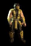 MKXL Scorpion Klassic HQ cutout