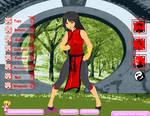 Martial Artist Chun
