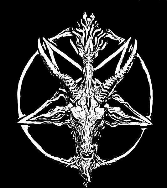 Sigil Of Lucifer Hd Wallpaper: Baphomet By DeathovMaiden On DeviantArt