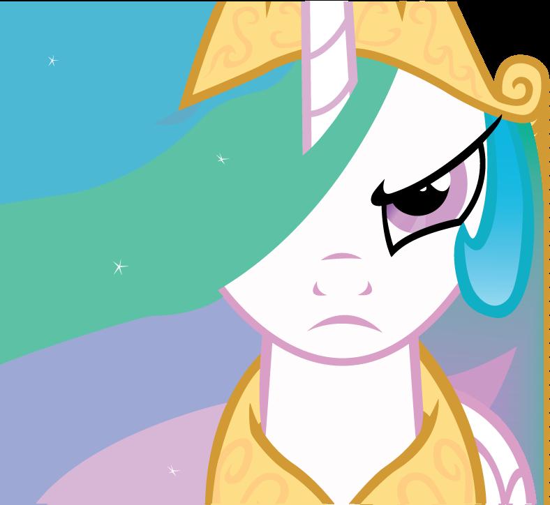 Angry Princess Celestia Princess Celestia Mad by