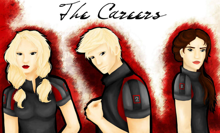 Careers love triangle. by julie-pond