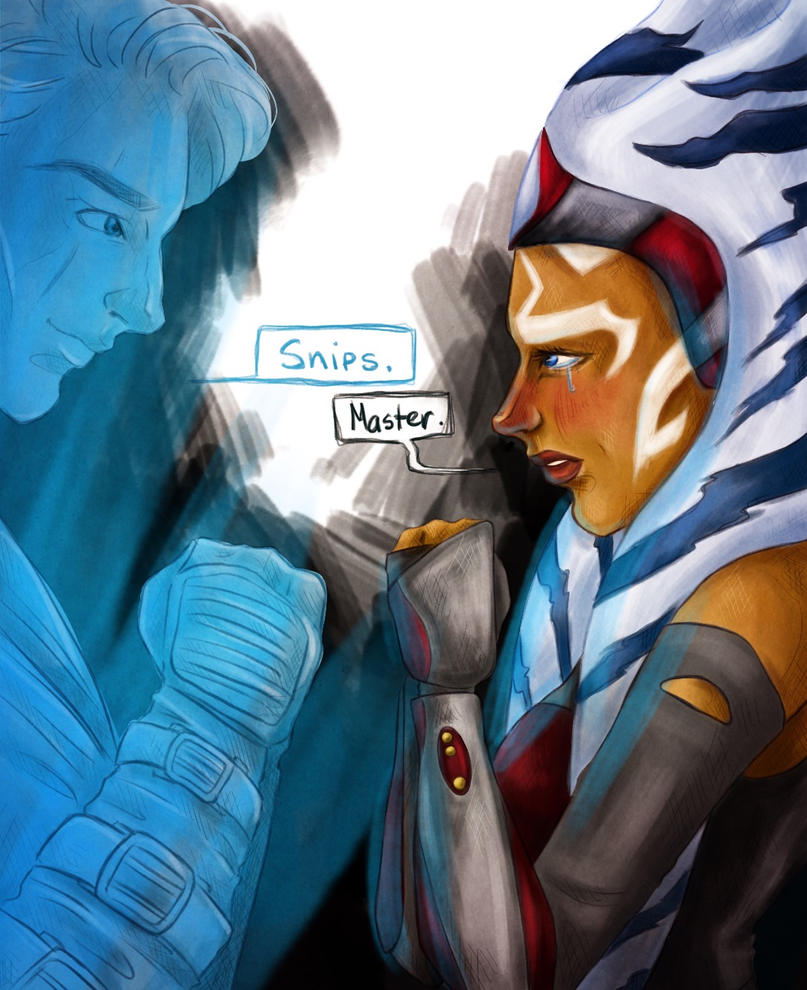You've done well, my padawan. by julie-pond